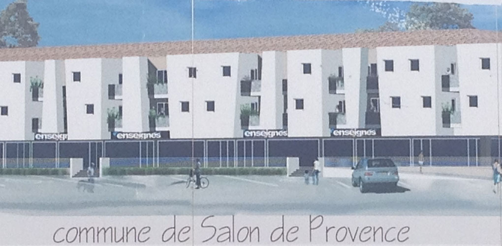 Descad r sidences les 4 vents construction d un - Pharmacie de l europe salon de provence ...
